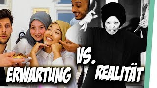 Ramadan | EXPECTATION vs. REALITY - How muslims (want to) fast