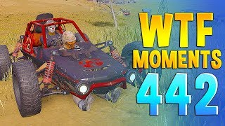 PUBG Daily Funny WTF Moments Highlights Ep 442