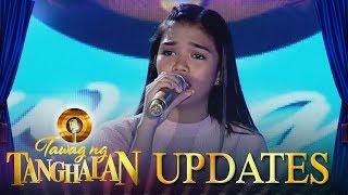 Tawag ng Tanghalan Update: Johanna Louisse Villarojo continues to reign as the defending champion