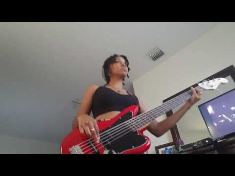 Just Got Paid - Johny Kemp bass cover