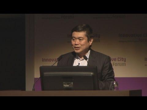 伊藤穰一 - キーノートセッション「科学とデザインがもたらす複雑性への考察」