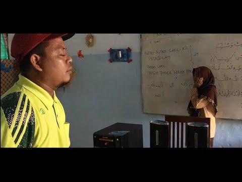 Duet Ust Hafidz Nor Khofifah Bikin Merinding Latihan Sholawat Burdah