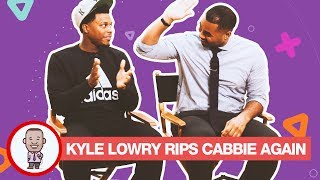 KYLE LOWRY RIPS CABBIE AGAIN
