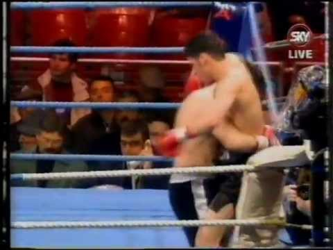 Joe Calzaghe vs Paul Hanlon / Джо Кальзаге - Пол Хэнлон