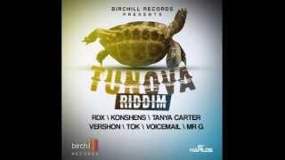 Tun Ova Riddim 2013 | Hot Sexy Gyal - Konshens - Bruk Out Song - RDX