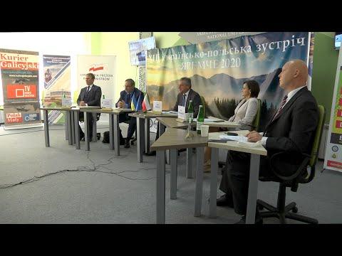 Kurier Galicyjski: Jaremcze 2020 : Uroczyste otwarcie