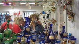 видео Уникальные люстры муранское стекло ( Италия ) в интернет-магазине  delightful.su.