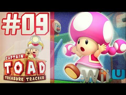 Let's Play: Captain Toad Treasure Tracker - Parte 9