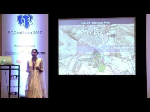PGConf India 2017 - Vijaya Banu - Building National Gram Panchayat Assets Inventory in PostgreSQL