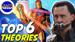 Top 6 Awesome Avengers: End Game Theories EXPLAINED! Comic EXPLAINED!