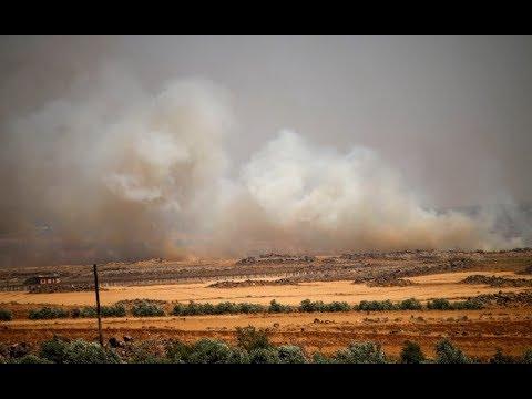نزوح أكثر من 12 ألف شخص من محافظة درعا  - نشر قبل 2 ساعة