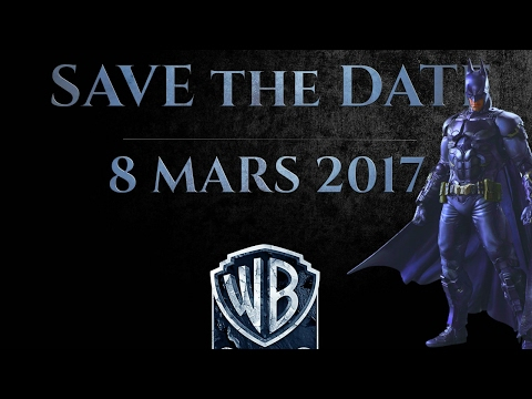 NEW BATMAN: ARKHAM GAME ANNOUNCEMENT SOON?!