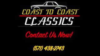 Sell My 1965 Jaguar mk2 | Coast to Coast Classics