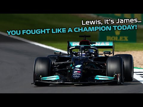 Lewis Hamilton after an amazing recovery drive at the 2021 Hungarian GP