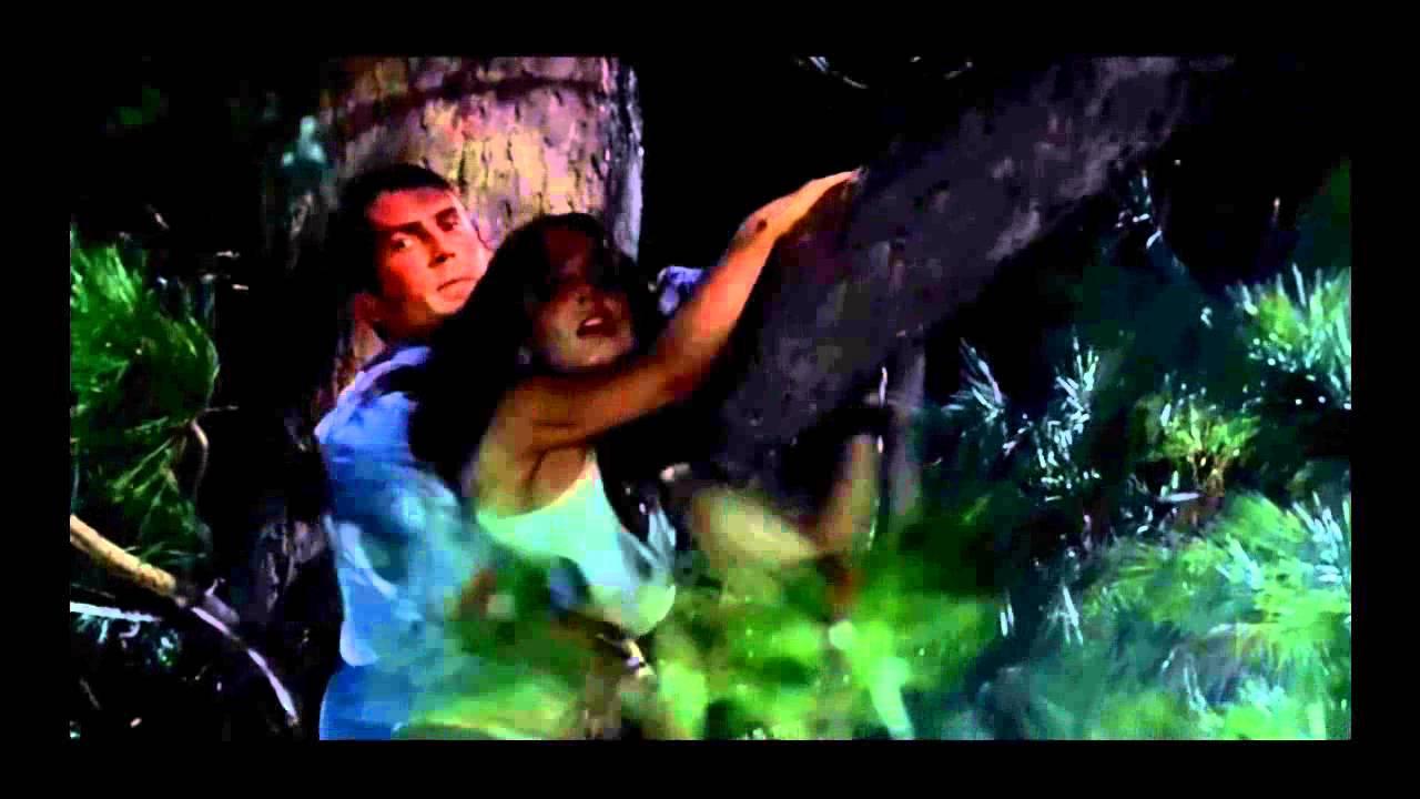 Make The Cut >> Wrong Turn (2003) - [ head split in half / the scene in ...