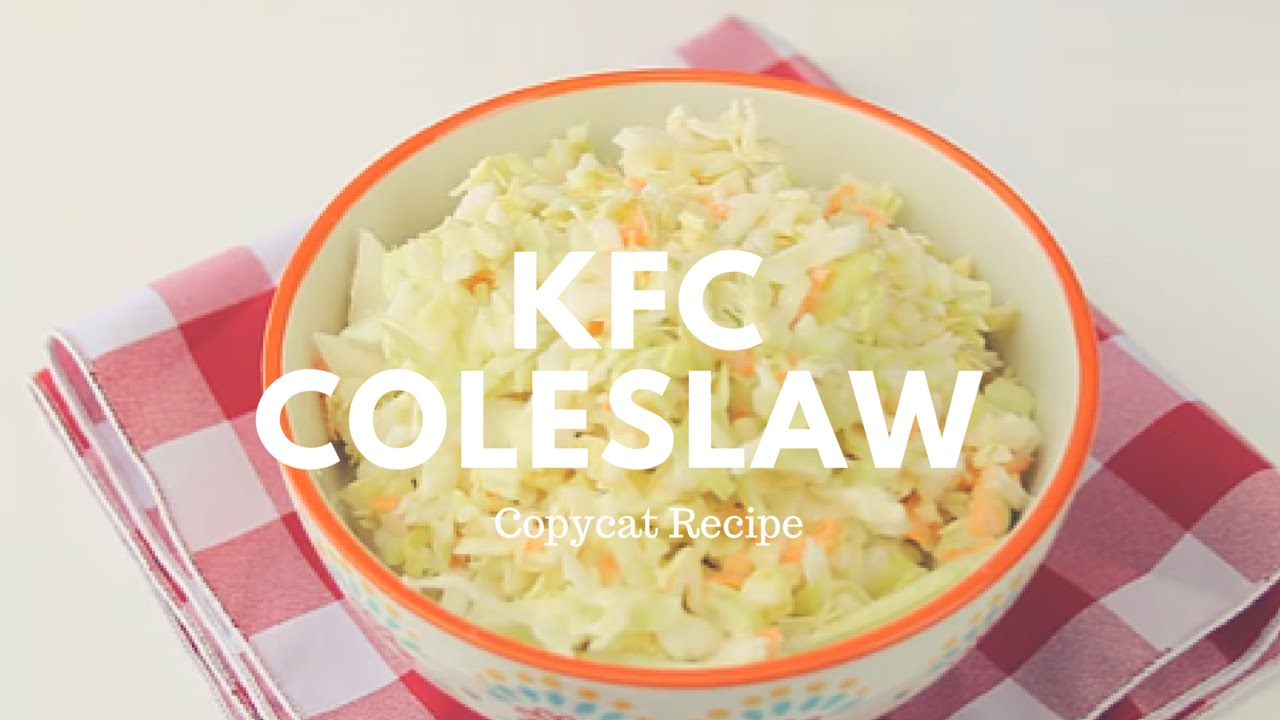 how to make sweet coleslaw