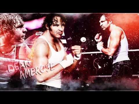 2014: Dean Ambrose Custom 3rd & New WWE Theme -