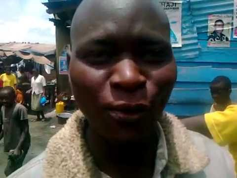 Kampala: Co-wives fight, public watches from YouTube · Duration:  1 minutes 54 seconds