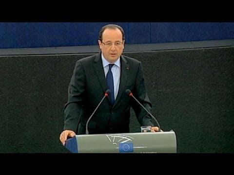 France's Hollande warns UK over EU rebate
