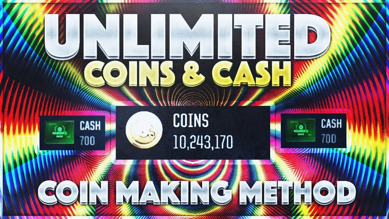 madden mobile unlimited coins and cash