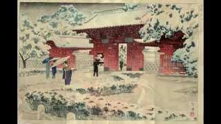Jetavana (Biwa+Voice set to Ukiyo-E)