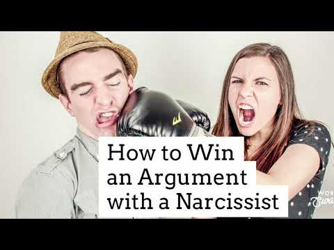 How to Win an Argument with a Narcissist