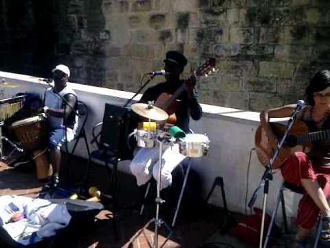 Lisbon street music