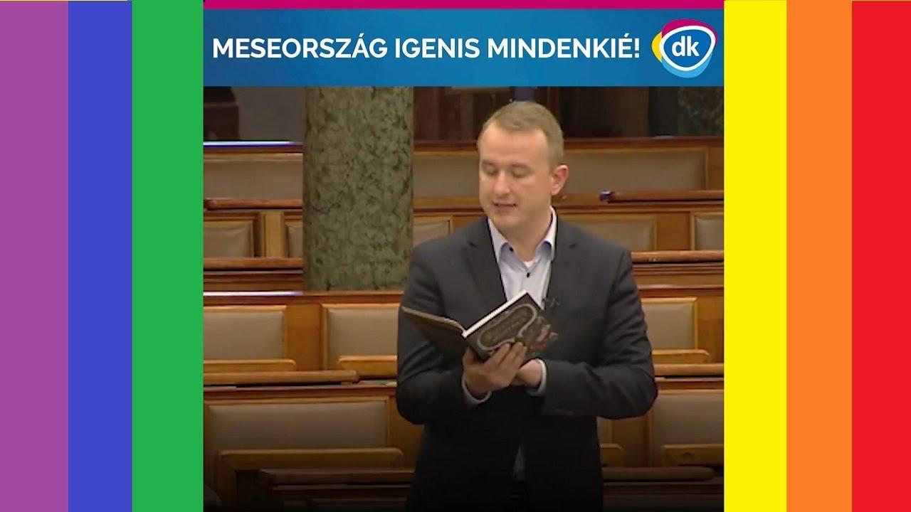Meseolvasás után belefojtották a szót a DK politikusába