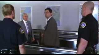 Mr Bean Gun Scene - Disaster Movie [Funny]