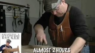 Shaping A Sculptured Rocker With Charles Brock Dvd Promo