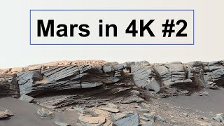 New: Mars in 4K (Part 2!)