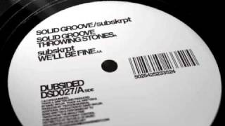 Solid Groove - Throwing Stones