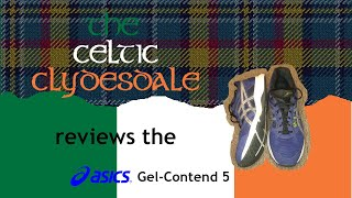 Review of the Asics Gel-Contend 5