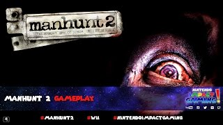 Manhunt 2 Gameplay