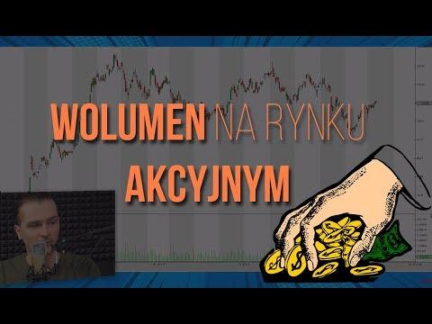 Wolumen na rynku akcyjnym | #15 Kurs Analizy Technicznej