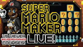 Video PKSparkxx Plays Viewer Super Mario Maker Courses! || #SuperPKMaker (1/31/16) download MP3, 3GP, MP4, WEBM, AVI, FLV April 2018