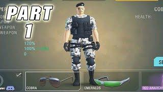 Crime Revolt Online Gameplay: Part 1 - First Battles! - Android Walkthrough - GPV247 screenshot 5