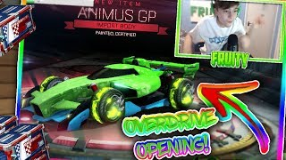 OVERDRIVE CRATE OPENING! | PAINTED IMPORTS! | *NEW* TRADE UPS! | ROCKET LEAGUE