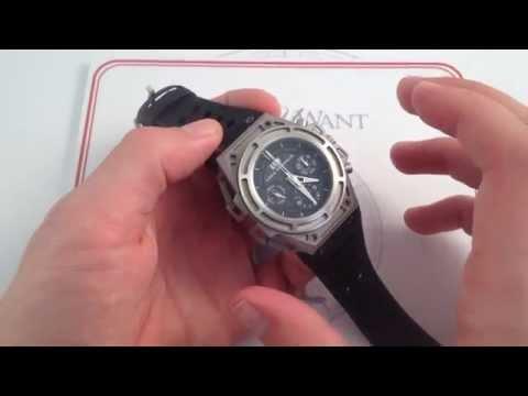 Linde Werdelin SpidoSpeed Chronograph Luxury Watch Review