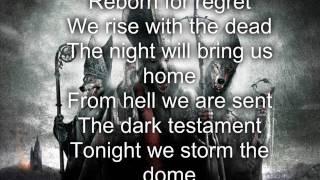 Скачать Powerwolf Die Die Crucified Lyrics