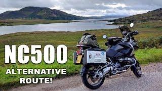 North Coast 500 Alternative - Epic Scotland Road Trip on motorbikes!