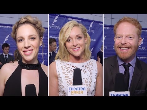 The Stars Come Out for the 2016 Drama Desk Awards