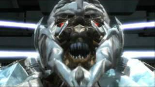 Transformers - The Game - Autobots Cut Scenes part 3