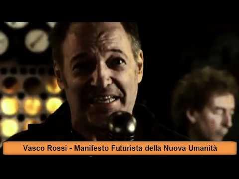Strana Somiglianza: Vasco Rossi - Manifesto Futurista della Nuova Umanità & Green Day - Holiday