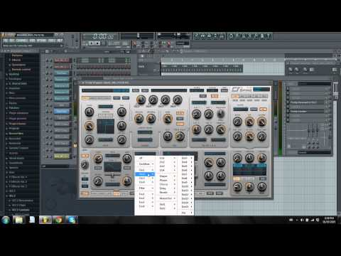 Simple Trance Bassline - FL Studio Tutorial + FREE FLP | FunnyDog.TV