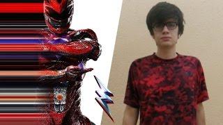 IT'S MORPHIN TIME! Red Ranger! (Power Rangers Movie) Fan Morph [Henshin]