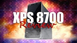 Dell XPS 8700 Desktop Review