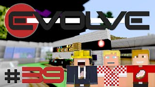 Evolve #39 HUP HUP | Minecraft FTB | Porkchop Media