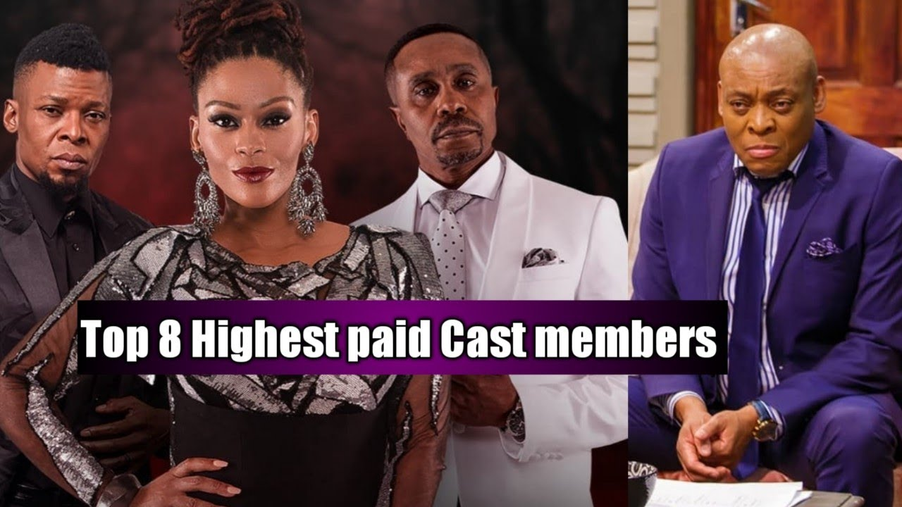 Top 8 Highest paid Generations The Legacy Cast members