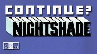 Nightshade (NES) - Continue?